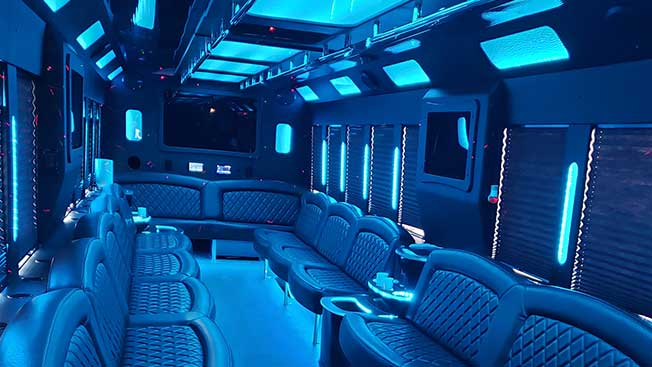 Things You Should Never Do When Booking a Party Bus